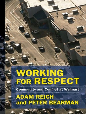 cover image of Working for Respect