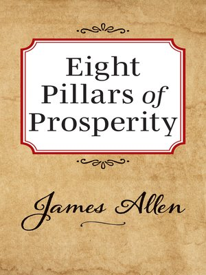 cover image of Eight Pillars of Prosperity