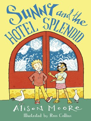 cover image of Sunny and the Hotel Splendid