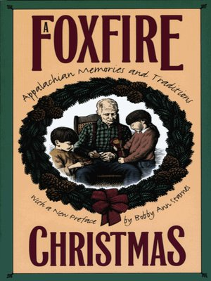 cover image of A Foxfire Christmas