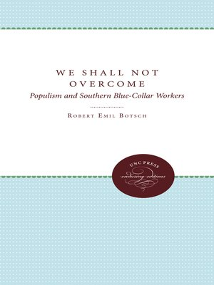 cover image of We Shall Not Overcome