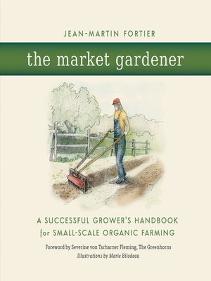 cover image of The Market Gardener