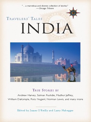 cover image of Travelers' Tales India