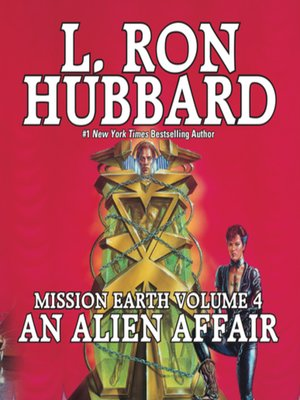 cover image of An Alien Affair