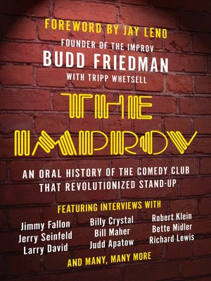 cover image of The Improv