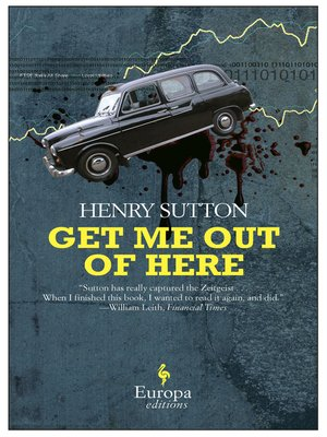cover image of Get Me Out of Here