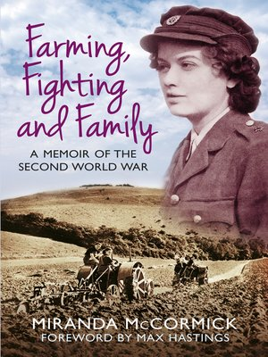 cover image of Farming, Fighting and Family