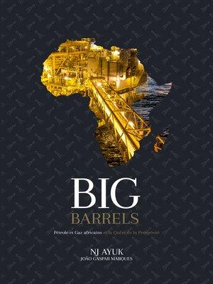 cover image of Big Barrels