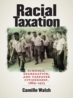 cover image of Racial Taxation