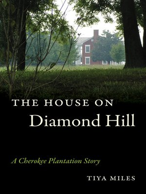 cover image of The House on Diamond Hill