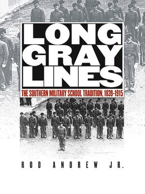cover image of Long Gray Lines