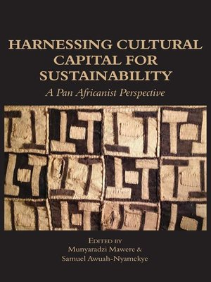 cover image of Harnessing Cultural Capital for Sustainability