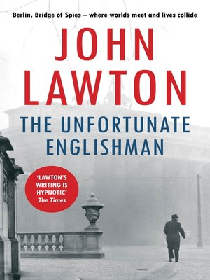 cover image of The Unfortunate Englishman