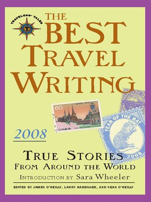 cover image of The Best Travel Writing 2008