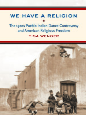 cover image of We Have a Religion