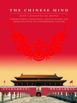 cover image of Chinese Mind