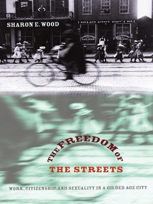 cover image of The Freedom of the Streets