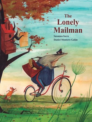cover image of The Lonely Mailman