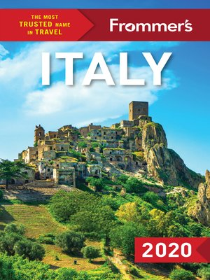 cover image of Frommer's Italy 2020