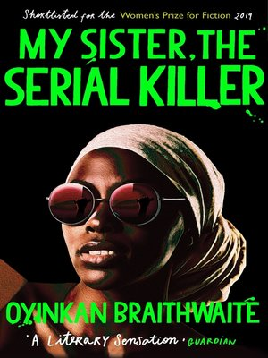 cover image of My Sister, the Serial Killer