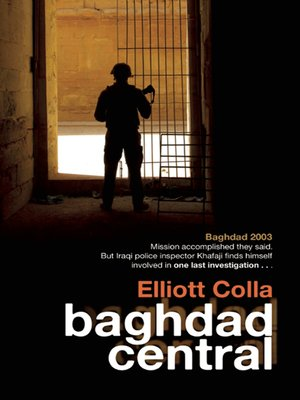 cover image of Baghdad Central