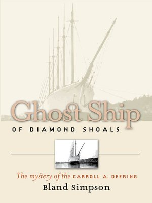 cover image of Ghost Ship of Diamond Shoals