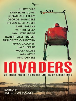 cover image of Invaders