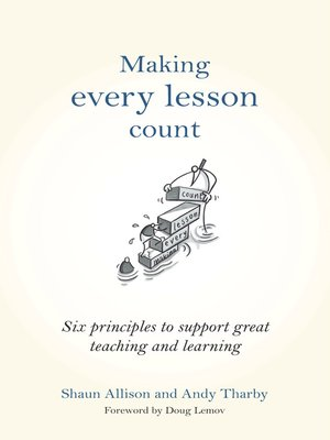 cover image of Making Every Lesson Count