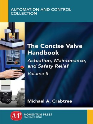 cover image of The Concise Valve Handbook, Volume II