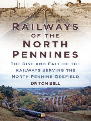 cover image of Railways of the North Pennines
