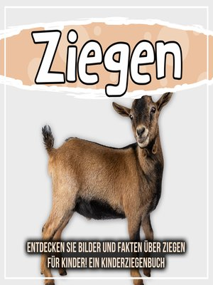 cover image of Ziegen