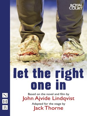 cover image of Let the Right One In