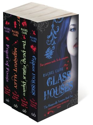 cover image of The Morganville Vampires Collection