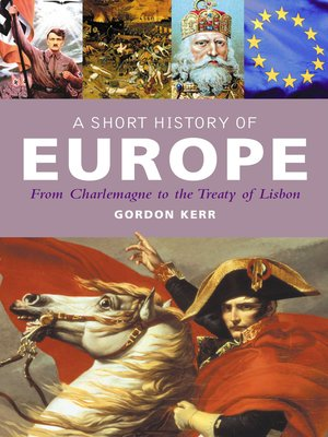cover image of A Short History of Europe