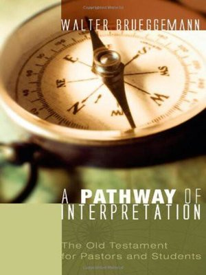 cover image of A Pathway of Interpretation