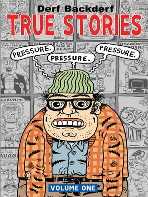 cover image of True Stories, Issue 1