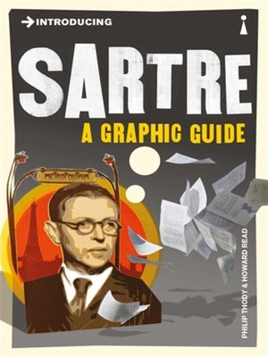 cover image of Introducing Sartre
