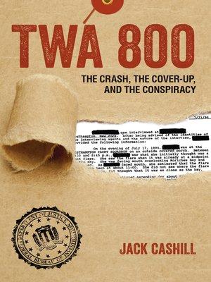 cover image of TWA 800