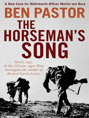 cover image of The Horseman's Song