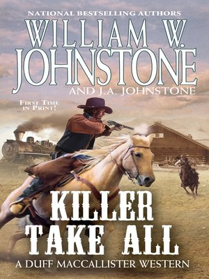 cover image of Killer Take All