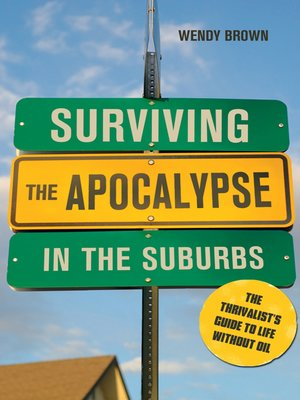 cover image of Surviving the Apocalypse in the Suburbs