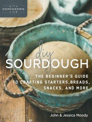cover image of DIY Sourdough