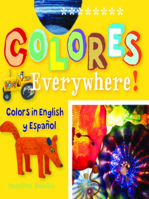 cover image of Colores Everywhere!
