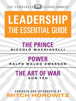 cover image of Leadership (Condensed Classics)