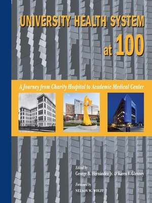 cover image of University Health System at 100