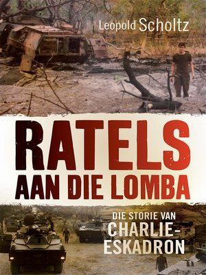 cover image of Ratels aan die Lomba