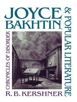 cover image of Joyce, Bakhtin, and Popular Literature