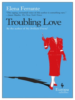 cover image of The Troubling Love