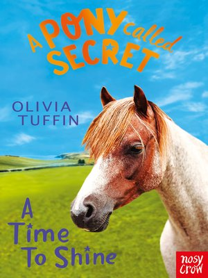 cover image of A Pony Called Secret