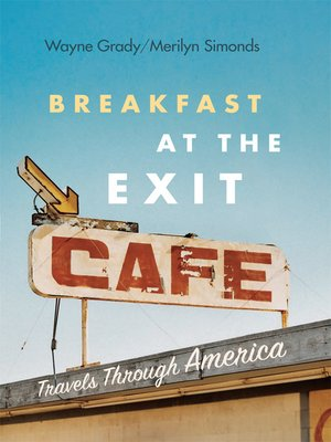 cover image of Breakfast at the Exit Cafe